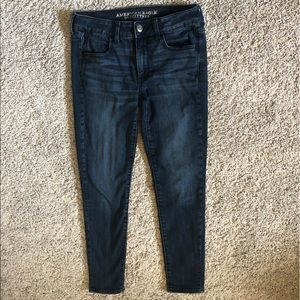 American Eagle super stretch jegging -6 short